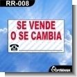 ROTULOS PREFABRICADOS VENTA / ALQUILER