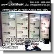 ROTULACION INTERNA DE LOCALES COMERCIALES