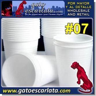 Lee el articulo completo VASOS PLASTICOS DESECHABLES NUMERO 07